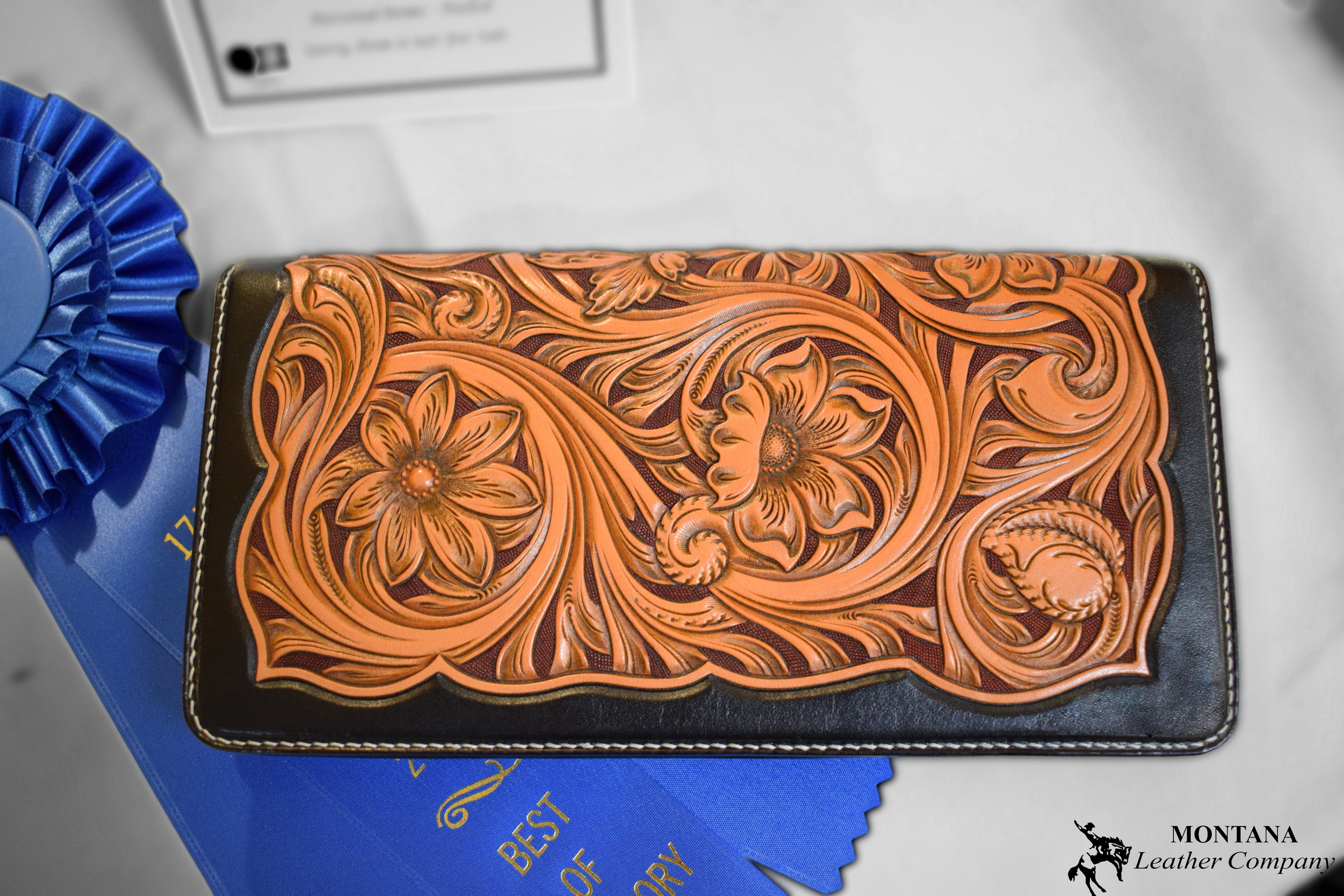 handbag, leather bag, tooled bag