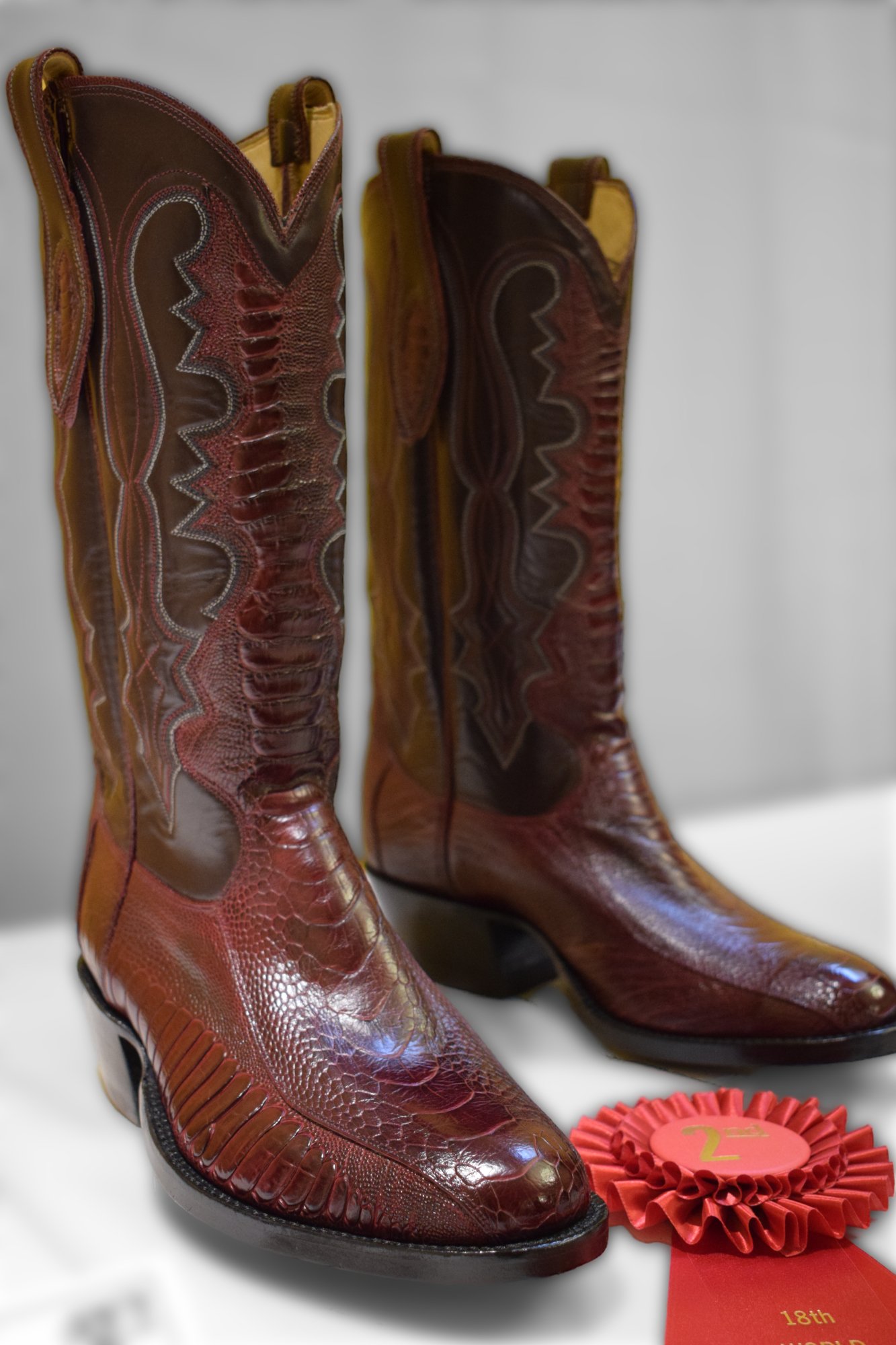 Cowboy Boots - Jim Brainard - JB Custom Leather